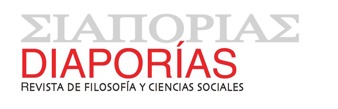 Diaporías. Revista de Filosofía y Ciencias Sociales
