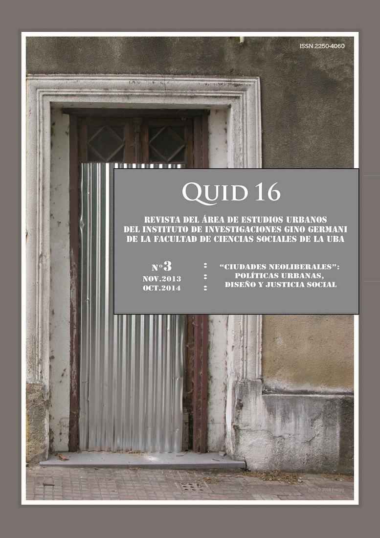 Quid 16 N°3 (Nov.2013-Oct.2014)