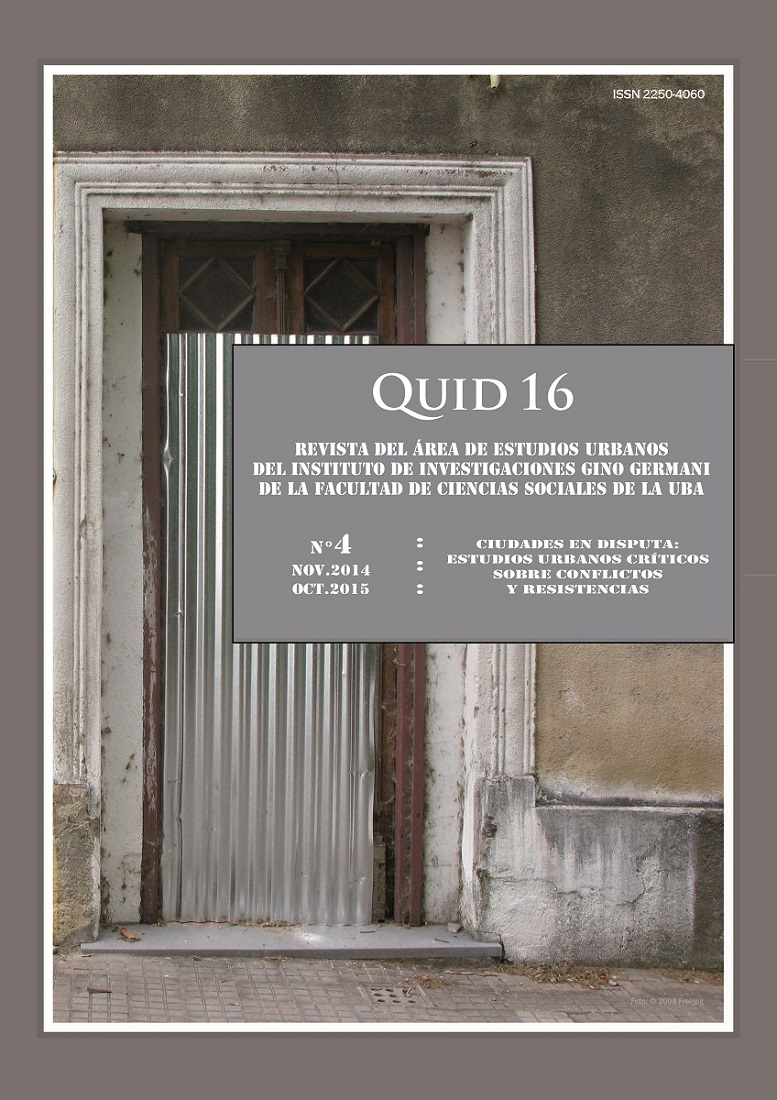 Quid 16 N°4 (Nov.2014-Oct.2015)