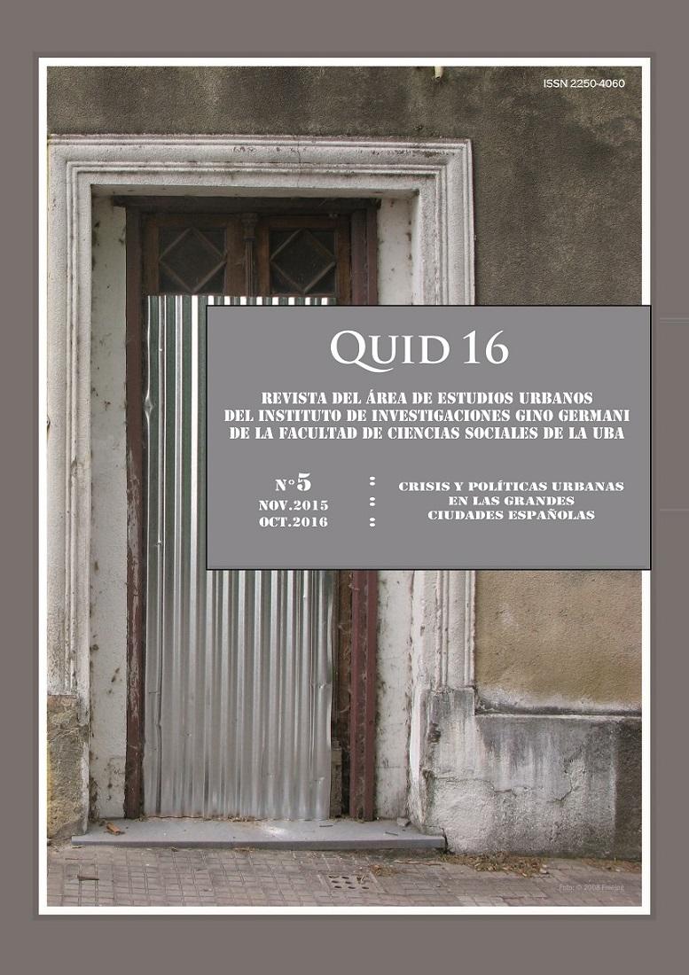 Quid 16 N°5 (Nov.2015-Oct.2016)