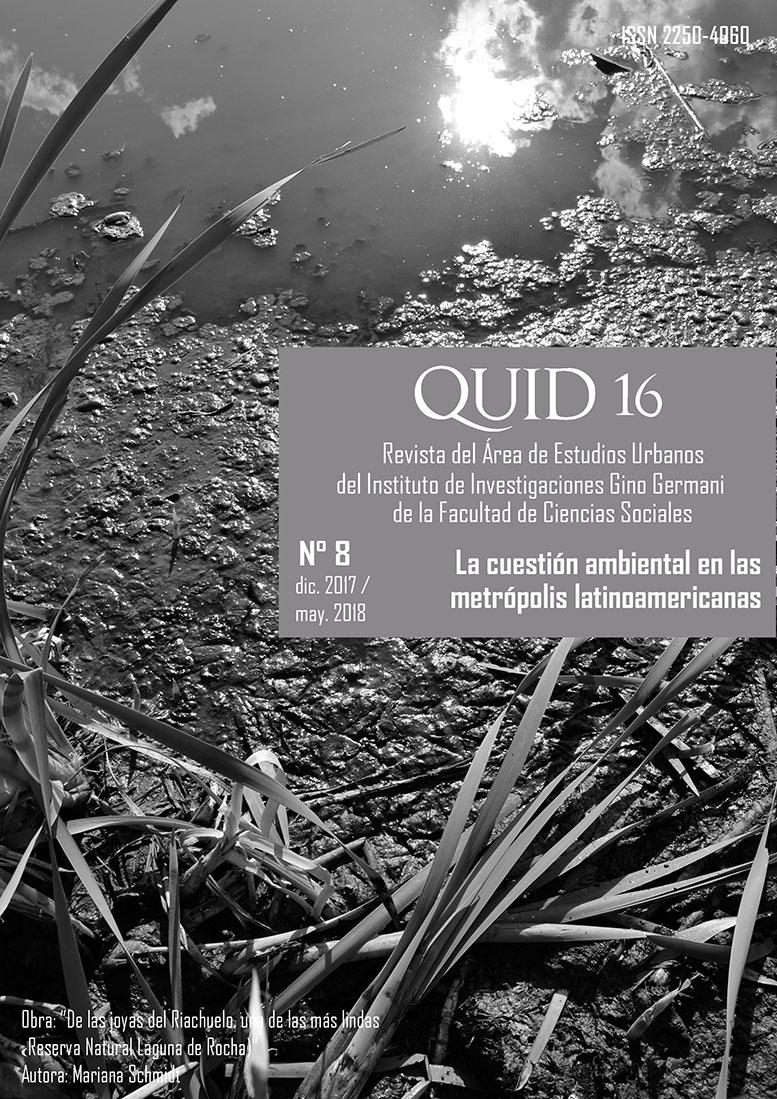Quid 16 N°8 (Dic.2017-May.2018)