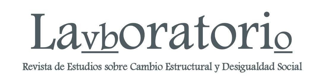 Lavboratorio Revista Cambio Estructural